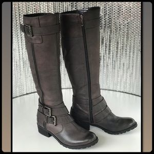Andre Assous tall riding boots